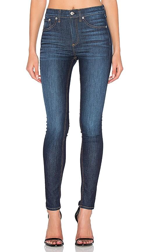 rag & bone/JEAN 10 Inch Skinny Jean in Arlington