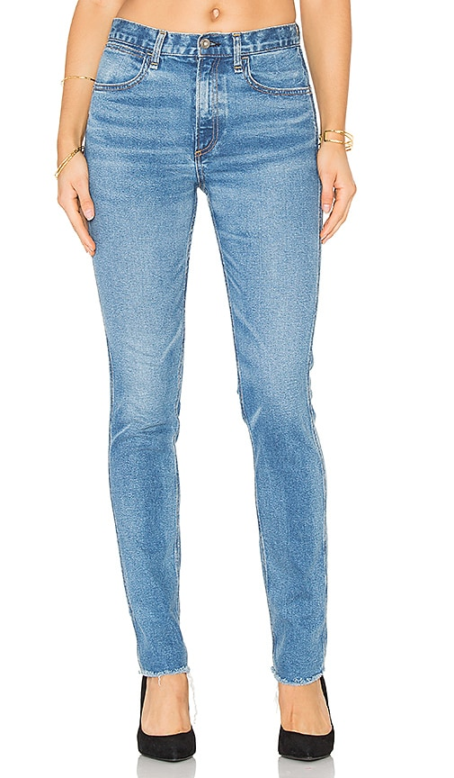 rag & bone/JEAN Lou Skinny Jean in Blue Hill