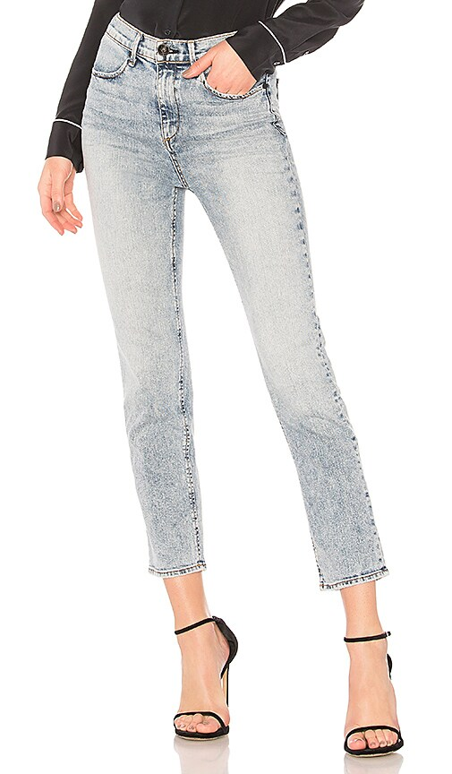 rag & bone/JEAN Cigarette Jean in Double Down