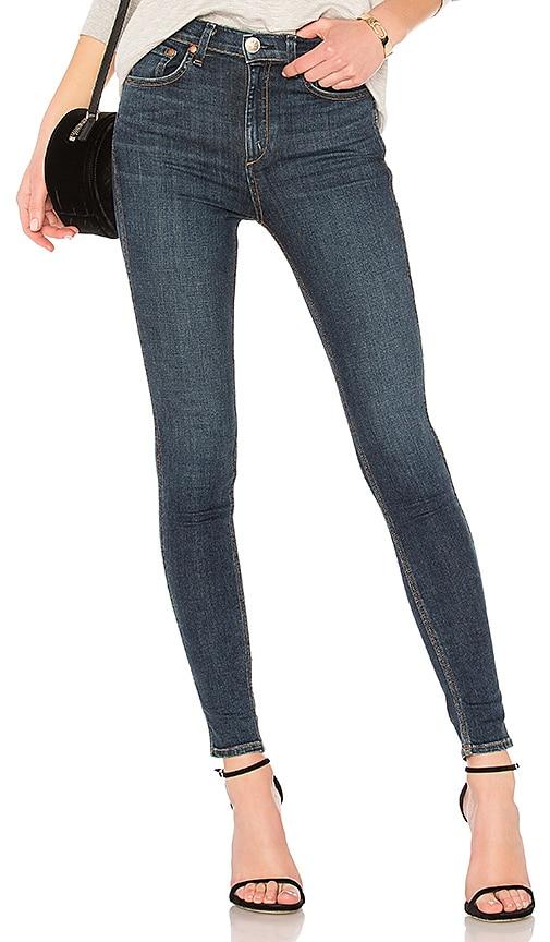 rag & bone/JEAN Vintage Skinny Jean in May