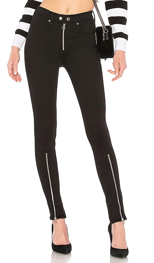 rag & bone/JEAN Isabel Jean in Black