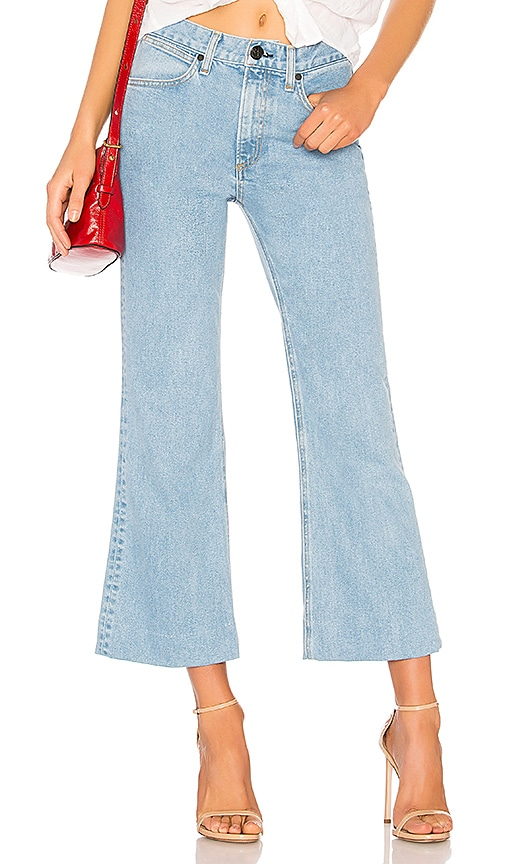 Wide Leg Justine Trouser Jean by Rag & Bone/Jean