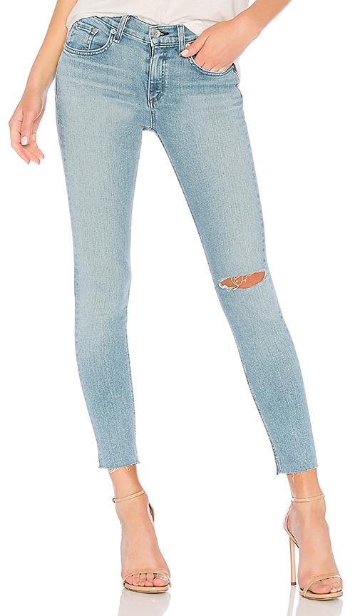 rag & bone/JEAN Ankle Skinny Jean in Lena