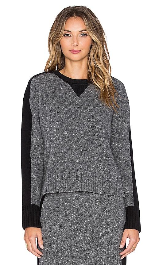 rag & bone/JEAN Nina Sweater in Charcoal