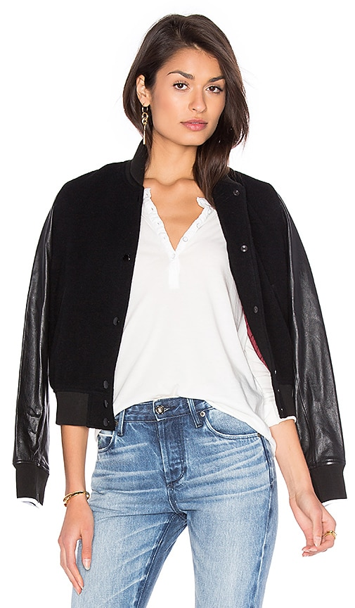 rag & bone/JEAN Camden Jacket in Black