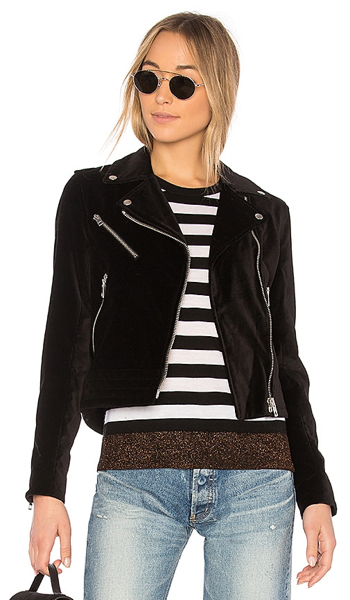 rag & bone/JEAN Mercer Jacket in Black