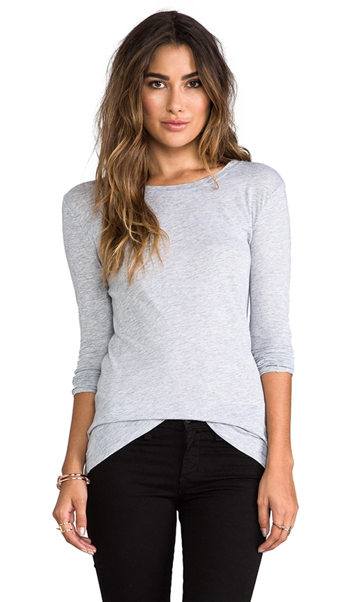 The Classic Long Sleeve Tee