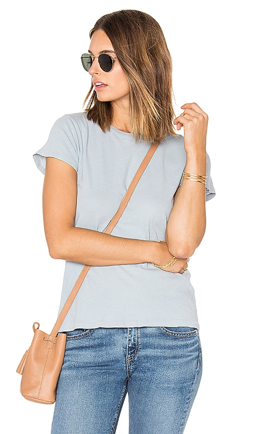 rag & bone/JEAN The Tee in Baby Blue