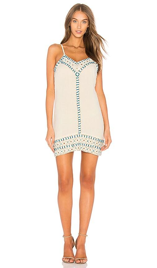 Raga In A Dream Short Dress in Cream