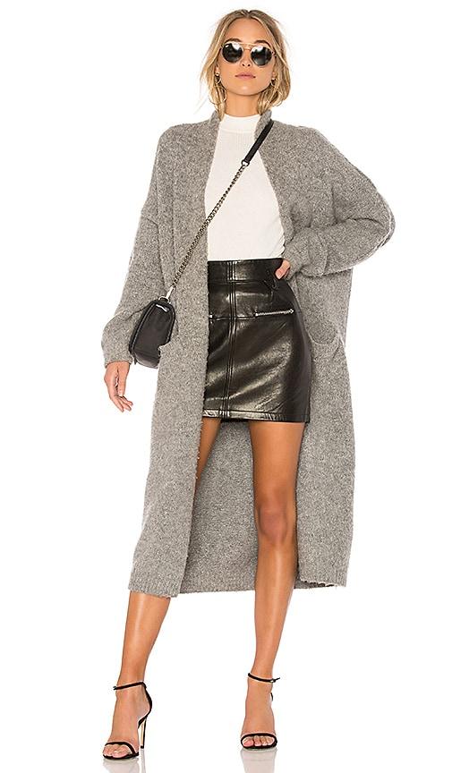 Raga Slacker Sweater in Gray