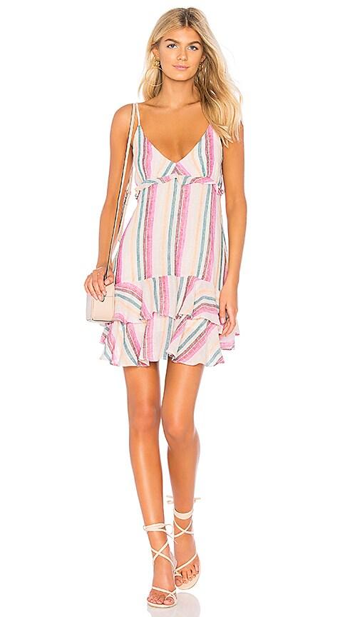 Rails Martina Mini Dress in Pink