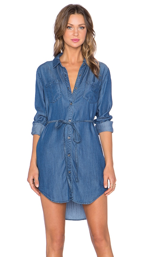Nadine Button Down Dress