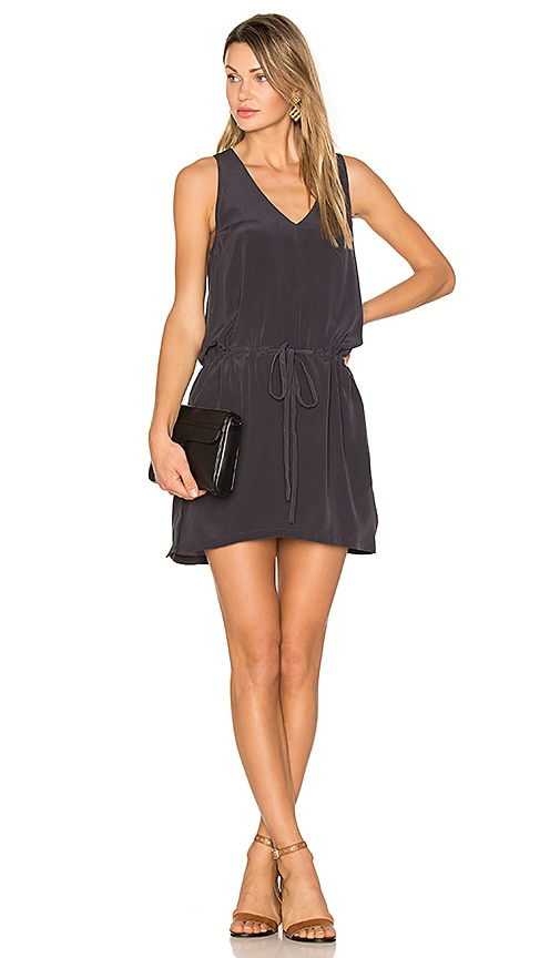 Rails Hadley Dress in Charcoal