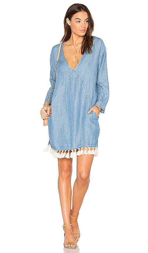 Rails Elena Dress in Blue
