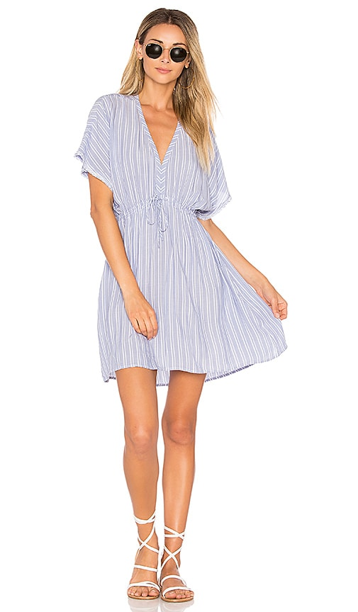 Rails Capri Dress in Baby Blue