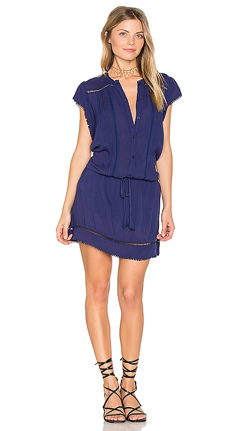 Rails Lanai Dress in Navy