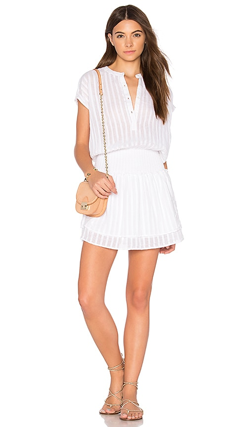 Rails Jolie Dress in White