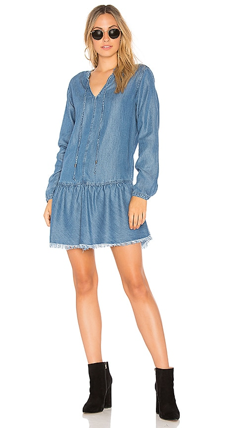 Rails Mel Dress in Blue