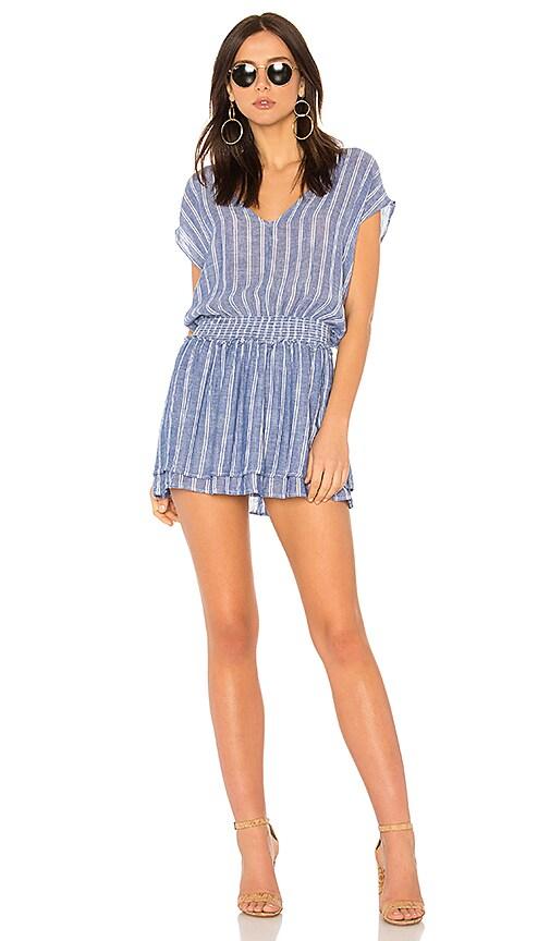 Rails Lucca Dress in Blue