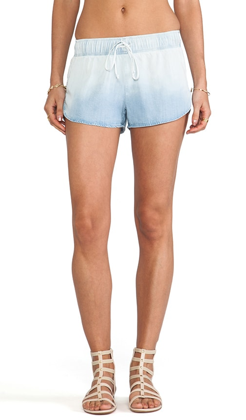 Dani Denim Track Short