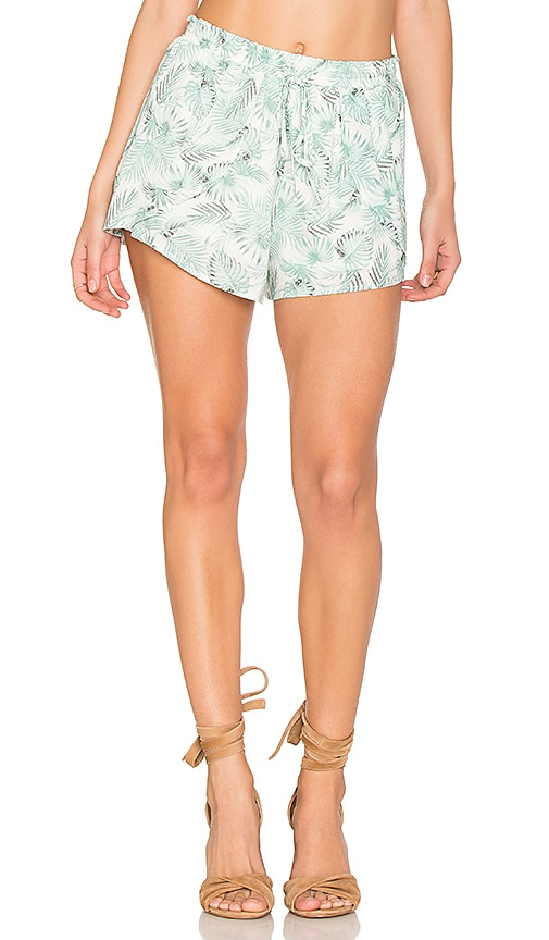 Rails Eliza Short in Green