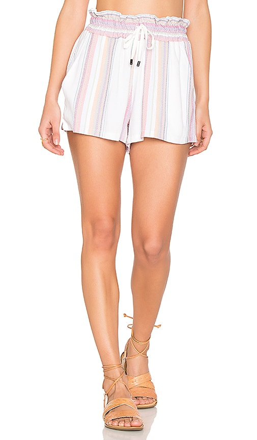 Rails Crosby Short in Pink