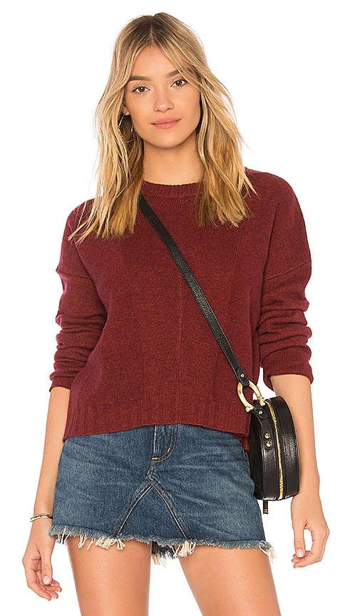 Rails Joanna Sweater in Red