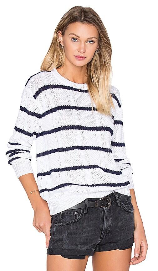 Rails Natasha Sweater in White
