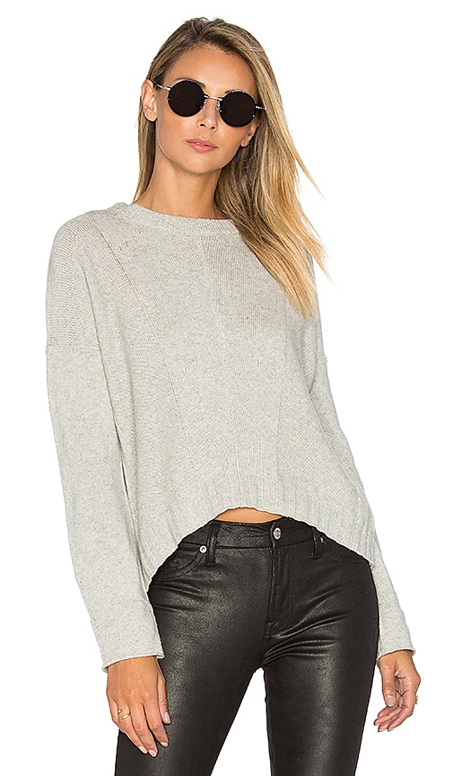 Rails Joanna Sweater in Light Gray