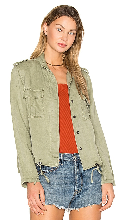 Rails Maverick Jacket in Sage