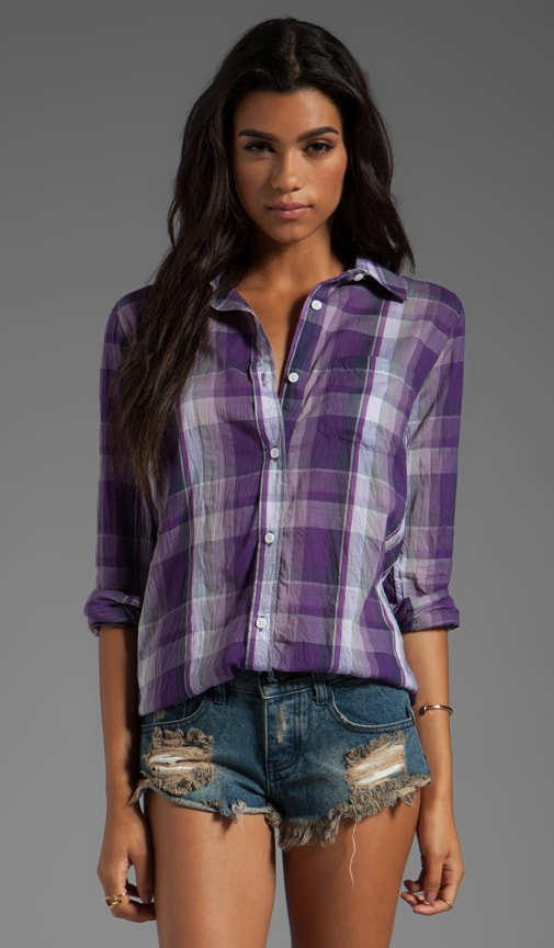 Devyn Button Down