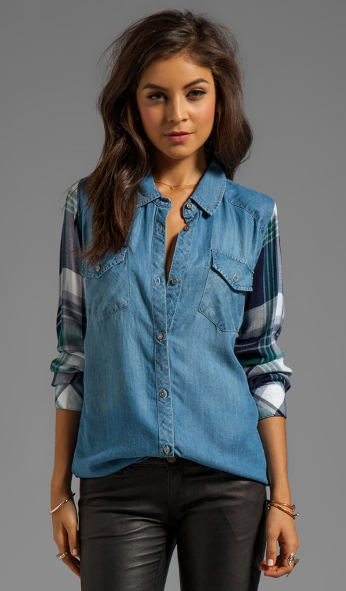 Jackson Tencel Button Down