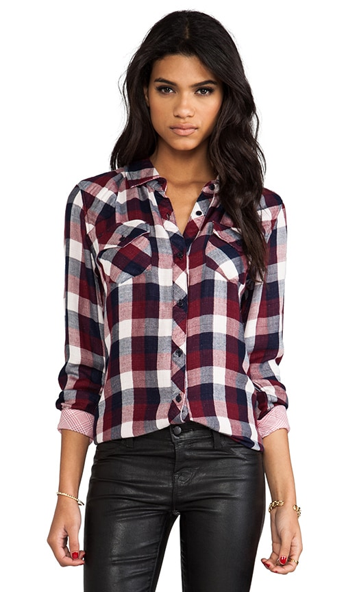 Kendra Button Down