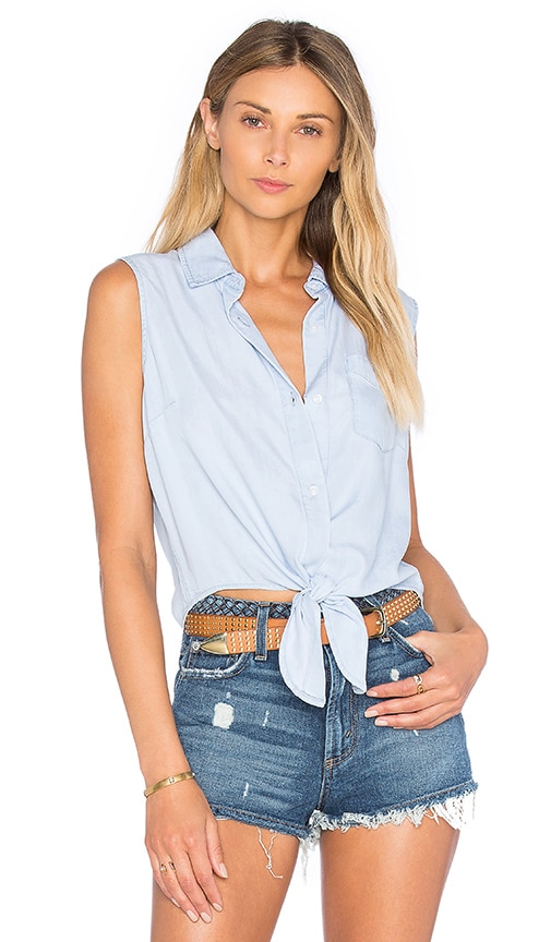 Rails Shea Tank in Light Vintage Wash