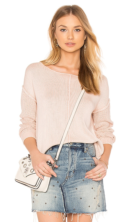 Rails Erin Sweater in Blush