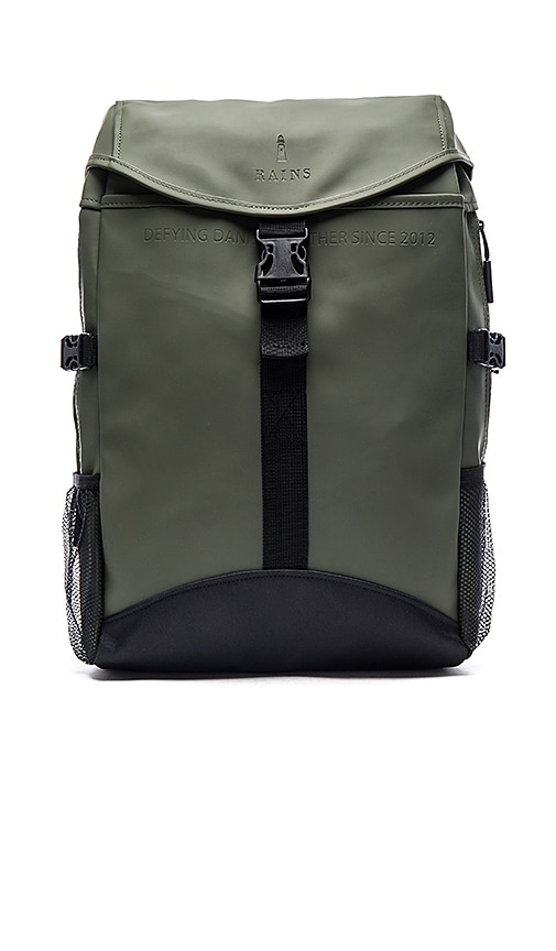 Rains Runner Bag in Army