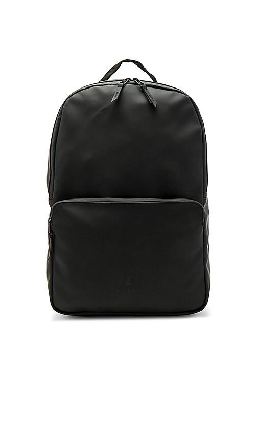 Rains Field Bag in Black