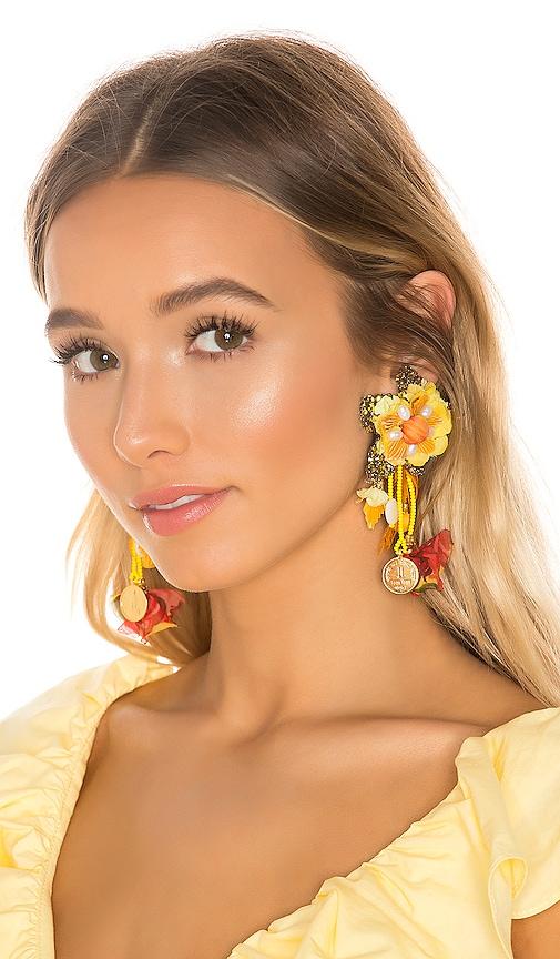 Spring Blossom Earring