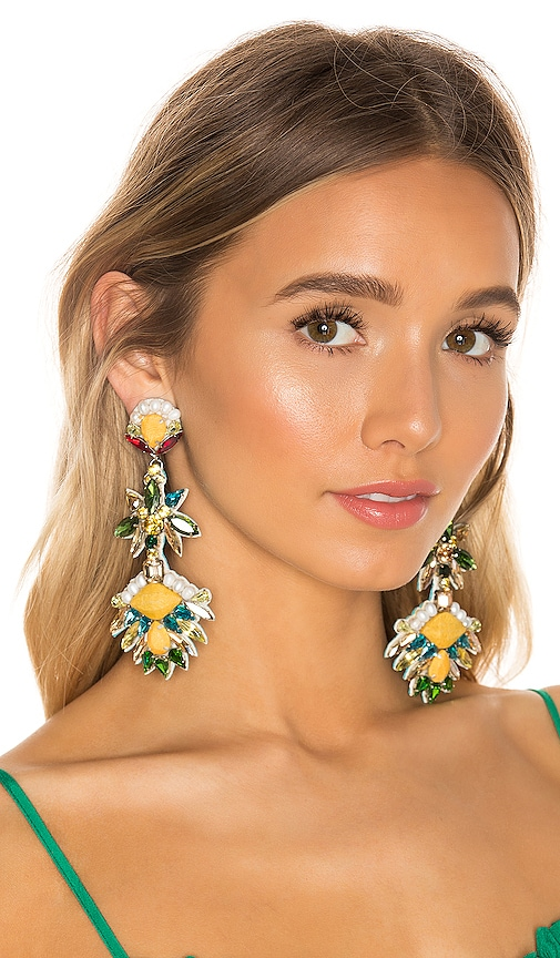 Lemon Tree Earring