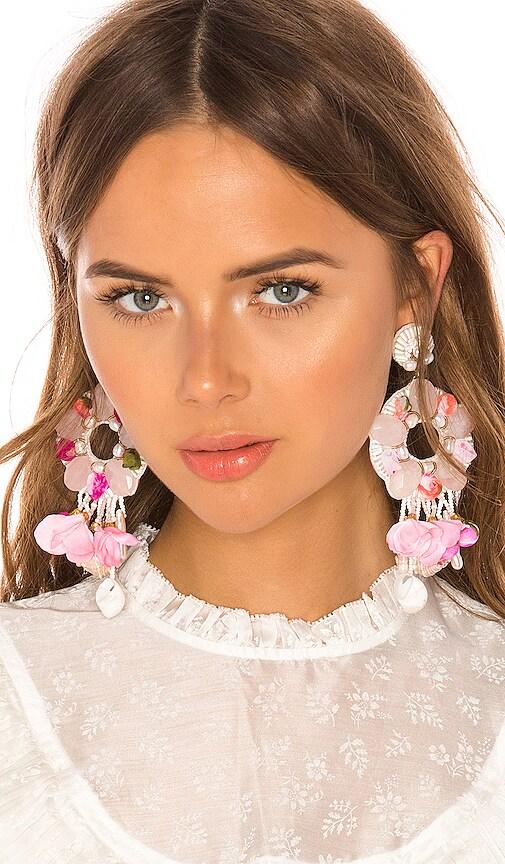 Seaside Blooms Earring