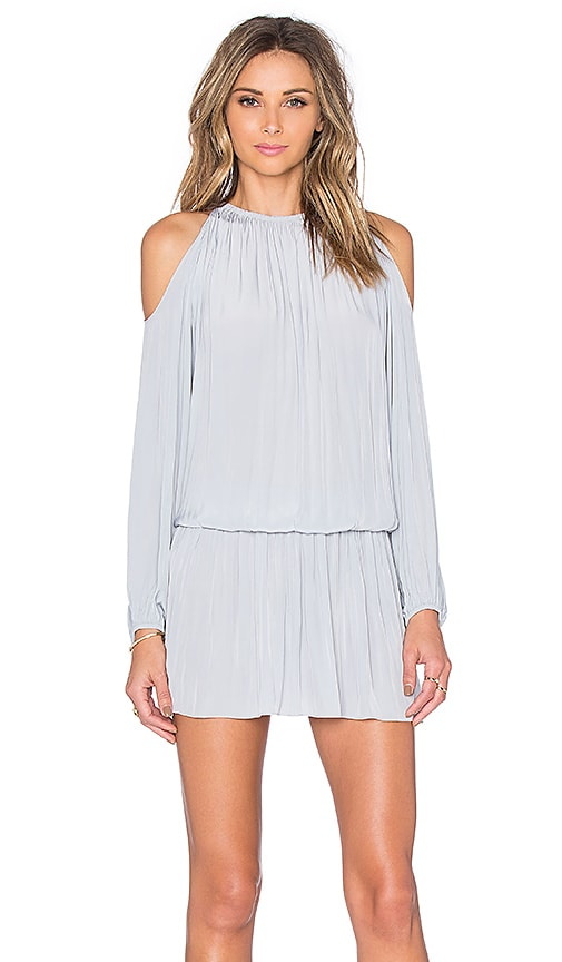 RAMY BROOK Lauren Dress in Silver