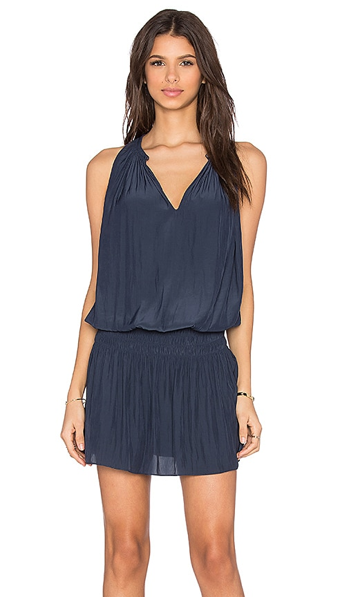 RAMY BROOK Paris Sleeveless Dress in Navy