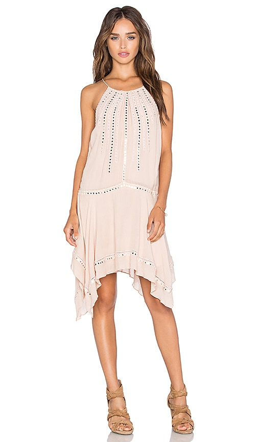 RAMY BROOK Viola Dress in Blush