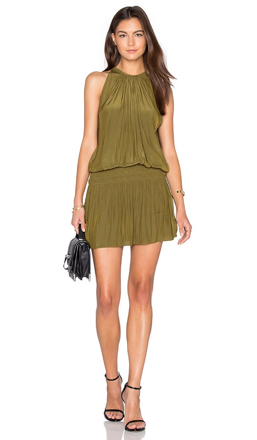 RAMY BROOK Paris Dress in Green