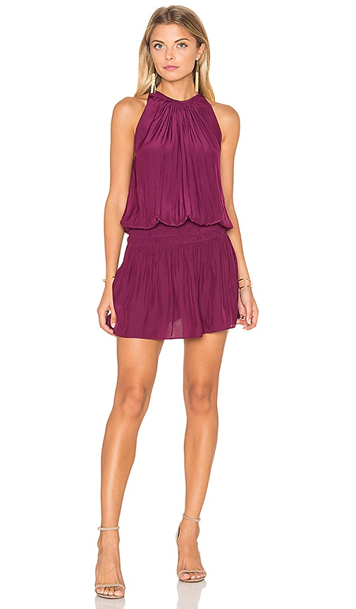 RAMY BROOK Paris Dress in Purple