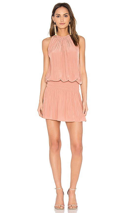 RAMY BROOK Paris Sleeveless Dress in Pink