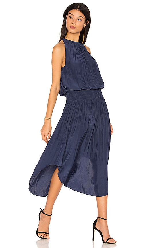 RAMY BROOK Audrey Dress in Navy