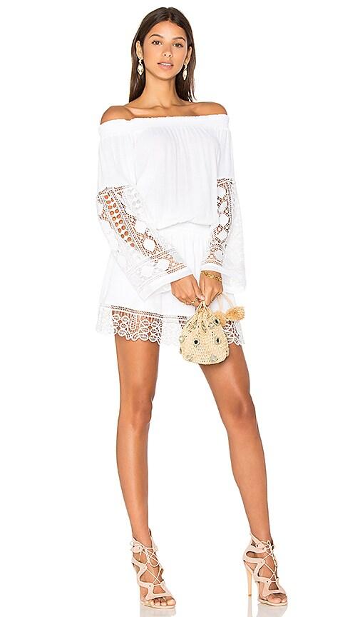 RAMY BROOK Lowri Dress in White