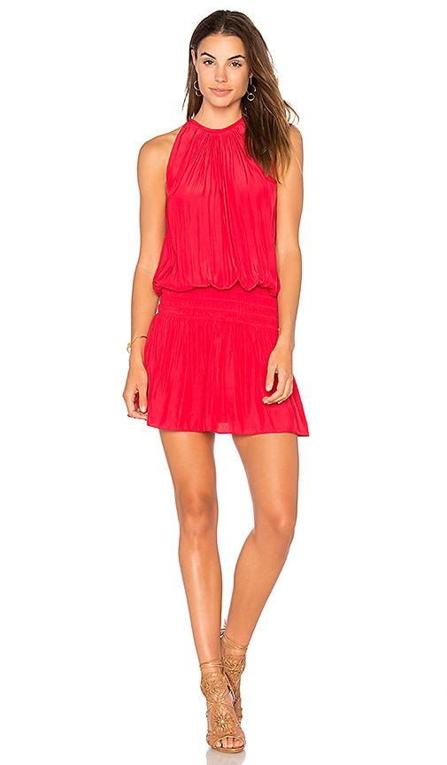 50fd5e56e689c RAMY BROOK Paris Dress in Bright Red