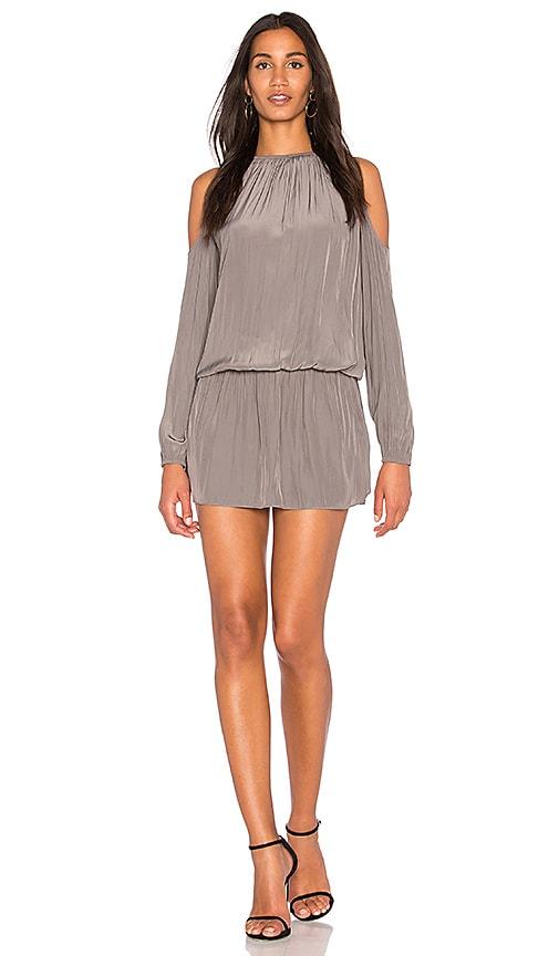RAMY BROOK Lauren Dress in Charcoal